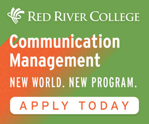 NEW- Communication Management Red River College