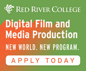 NEW Digital Film and Media Production program Red River College