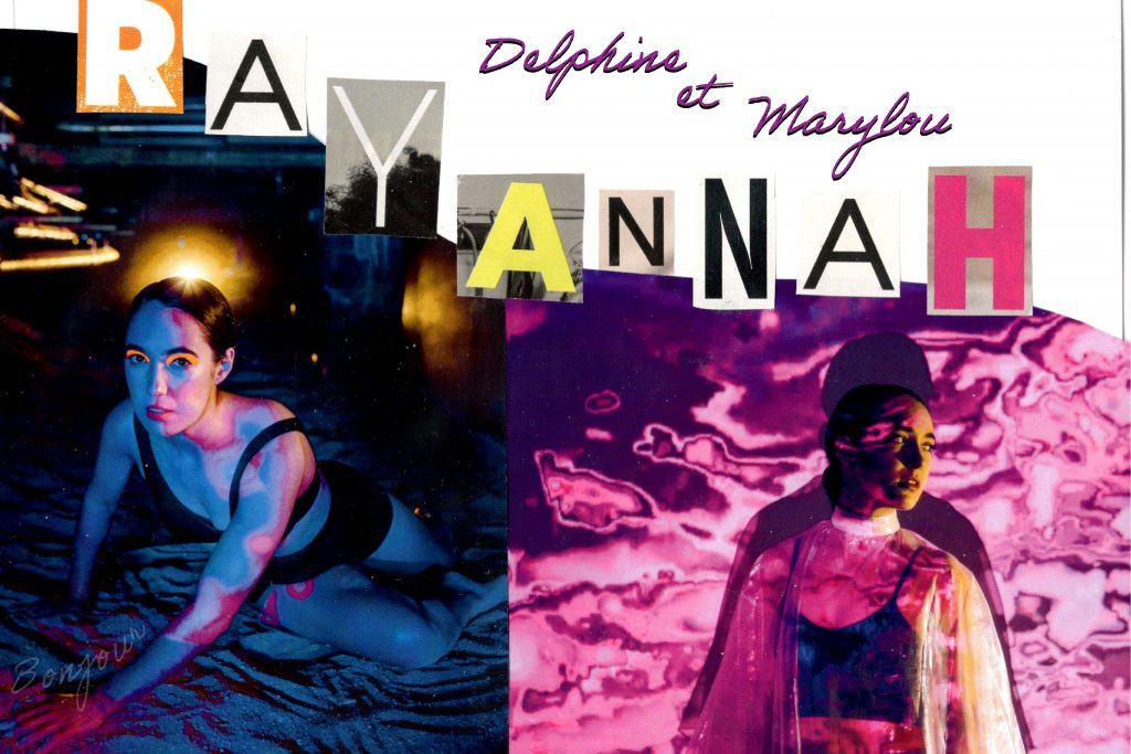 Rayannah collage