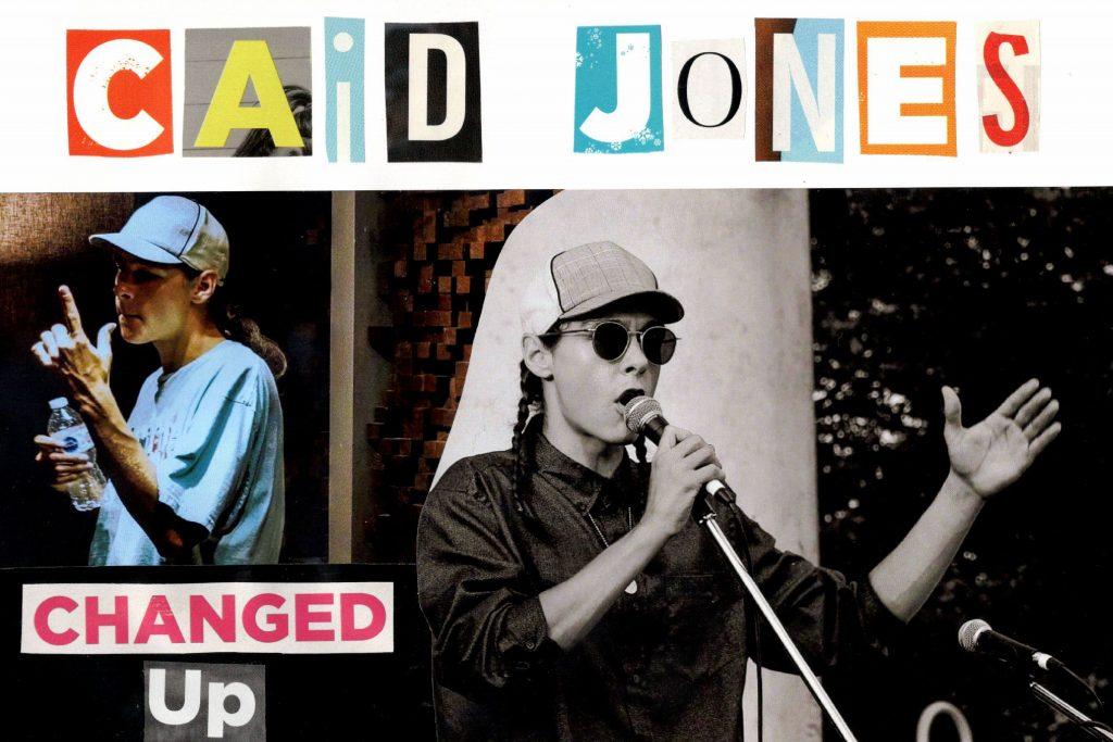 Caid Jones collage