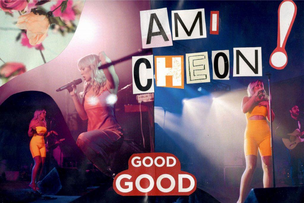 Ami Cheon collage